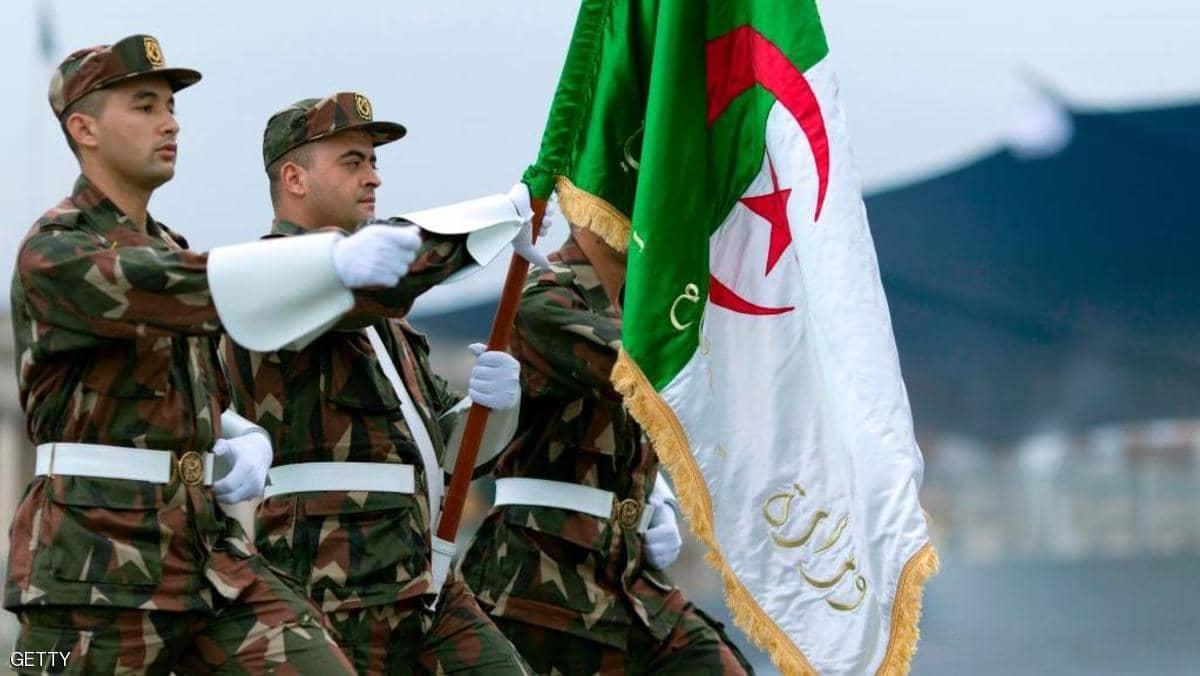 الجيش الجزائري (صورة أرشيفية)