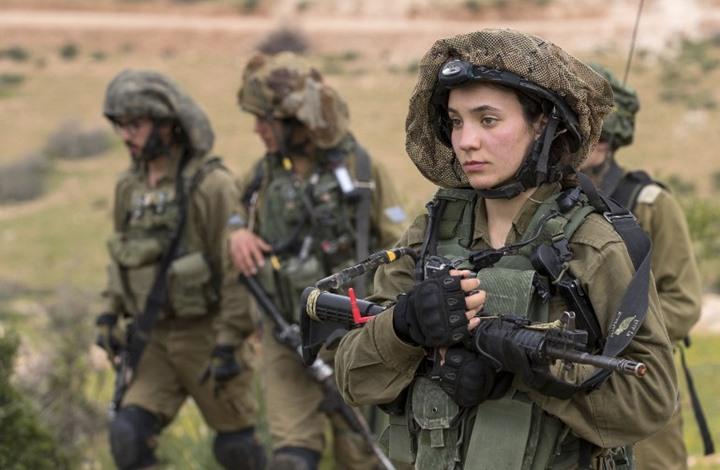 أفراد من الجيش الإسرائيلي