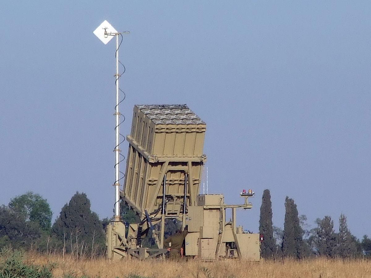 نظام القبة الحديدية الإسرائيلية