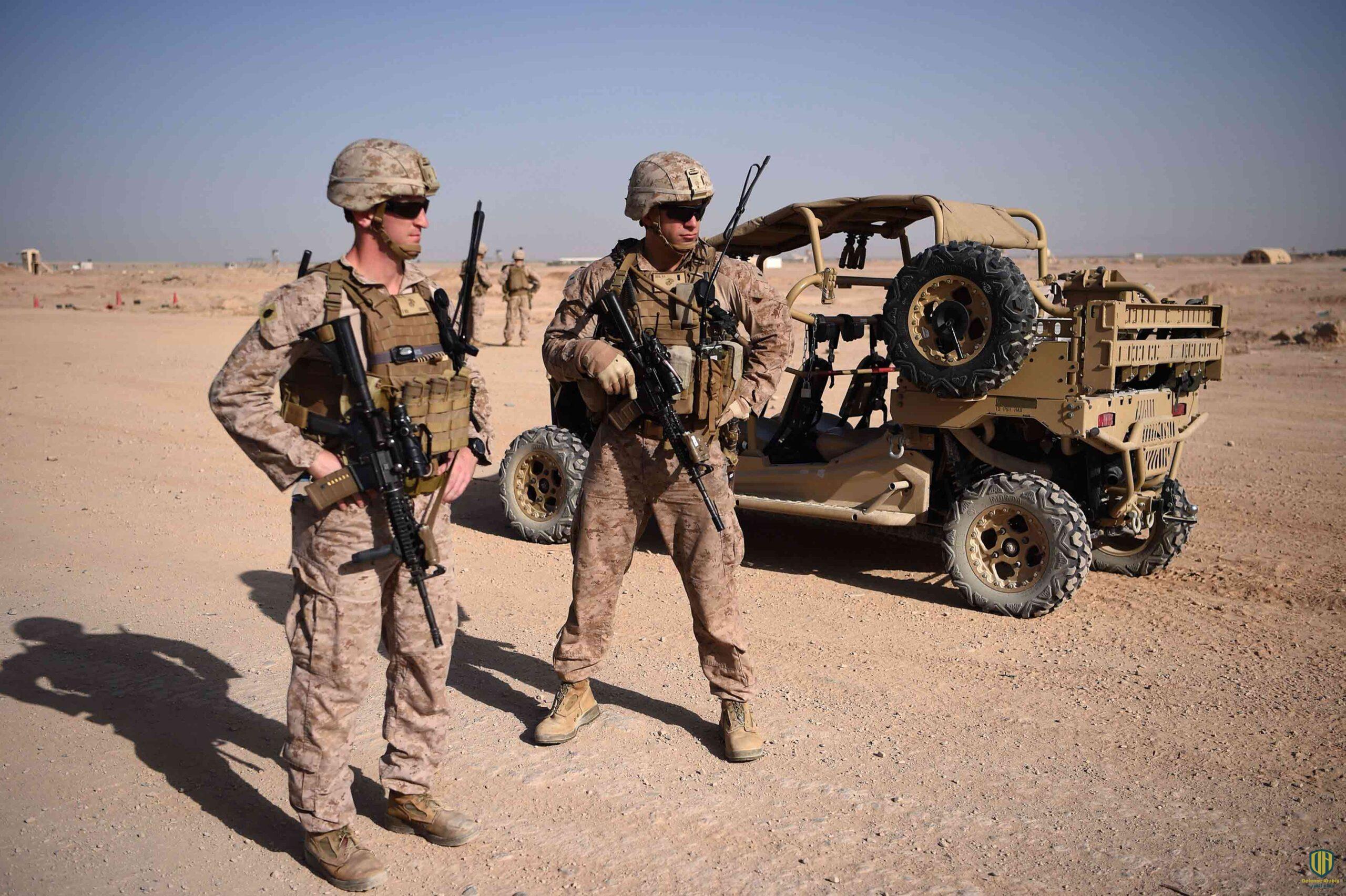 قوات أميركيّة في العراق