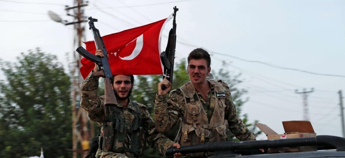 مباحثات ألمانية-تركية تتعلق بخروج المرتزقة الأجانب من ليبيا.. ماذا يحصل؟