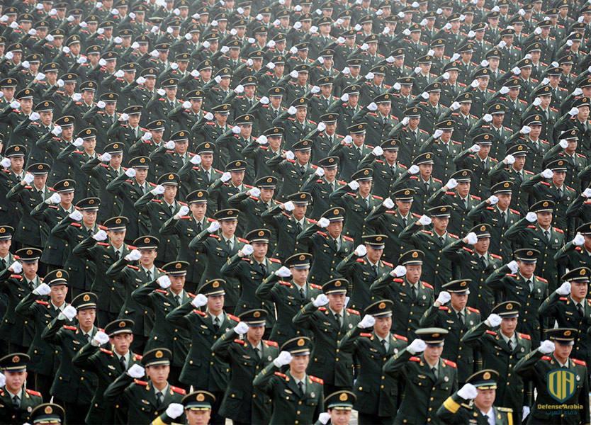 الرئيس الصيني يستعد لصراع عسكري محتمل