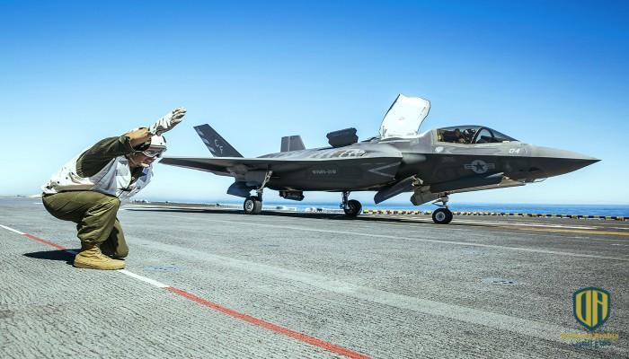 مقاتلة إف-35 الشبحية