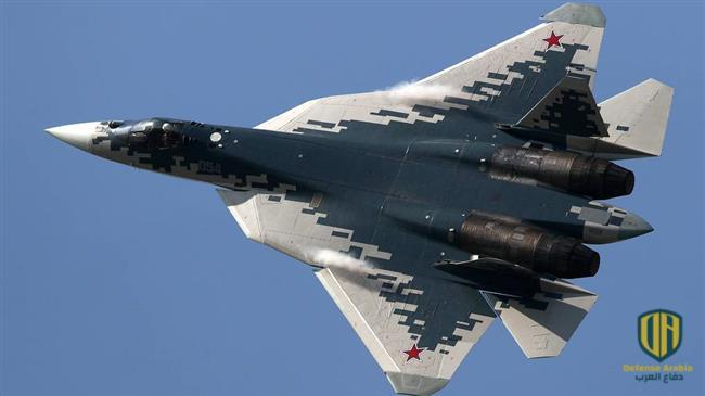 """الطائرة الشبحية """"سوخوي-57"""""""