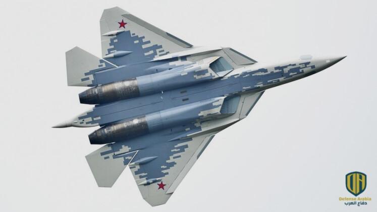 """مقاتلات """"سو-57"""" الروسية ترعب سكان موسكو"""