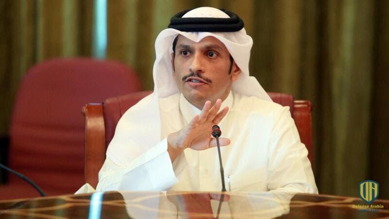 وزير خارجية قطر في مصر لبحث العلاقات وتطورات المنطقة