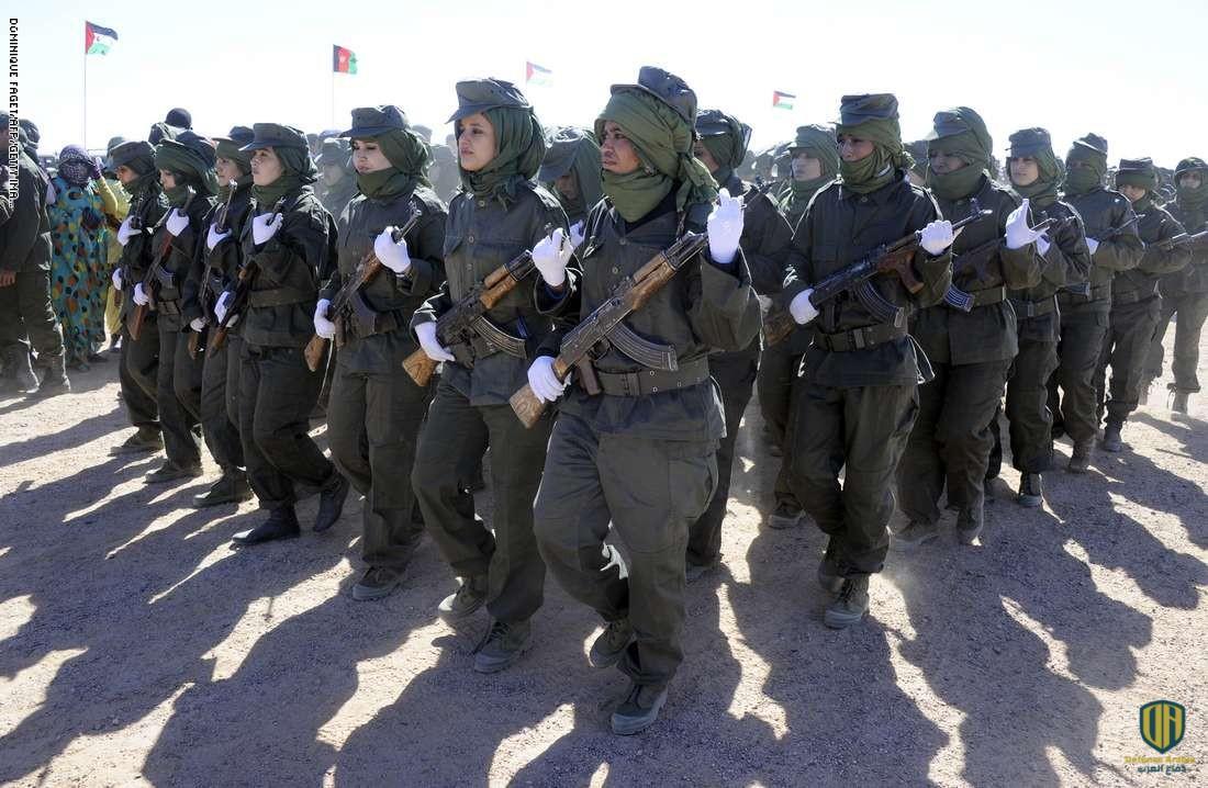 البوليساريو: التفاوض مع المغرب لن يتم والبنادق الصحراوية صامتة