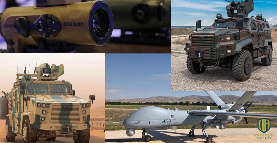 ما أنواع المعدات العسكرية التي ستصدرها تركيا إلى تونس؟