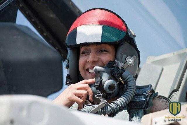 طيار في سلاح الجو الإماراتي