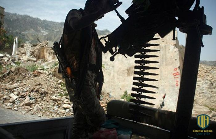 عنصر من جماعة الحوثي اليمنية