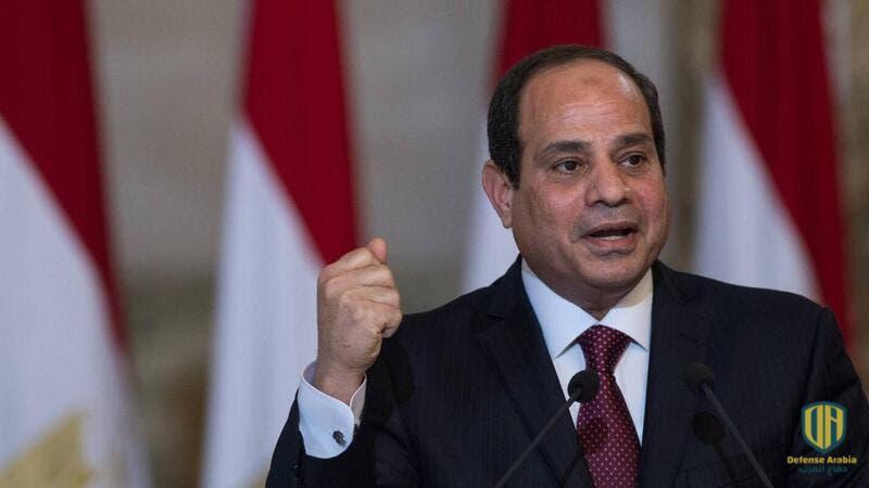تجنبا للتوتر .. الرئيس المصري يشدد على عدم المساس بأمن مصر المائي