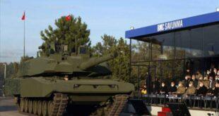 ارتفاع بنحو 47.7 بالمئة في صادرات الصناعات العسكرية التركية