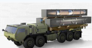 شركة لوكهيد مارتن الأمريكية لتطوير صاروخ تفوق سرعة الصوت يتم إطلاقه من الأرض. (مصدر الصورة لوكهيد مارتن)