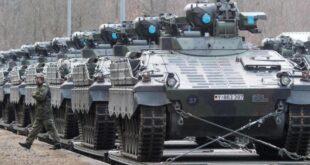 دبابات ليوبارد الالمانية