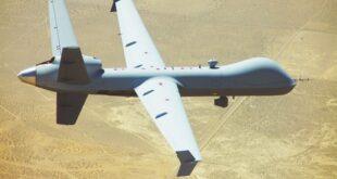"""طائرة من دون طيار """"إم كيو-9 ريبر"""" من إنتاج شركة """"جنرال اتوميكس"""""""