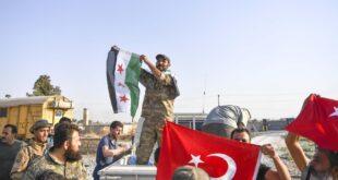 تركيا تقوم بسحب مقاتلين لها من ليبيا