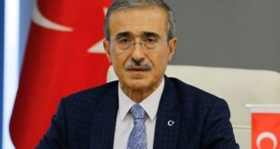 إسماعيل دمير، رئيس هيئة الصناعات الدفاعية التركية التابعة لرئاسة الجمهورية