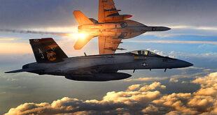 """وصول مقاتلات """"إف-18"""" هورنيت إلى السعودية"""