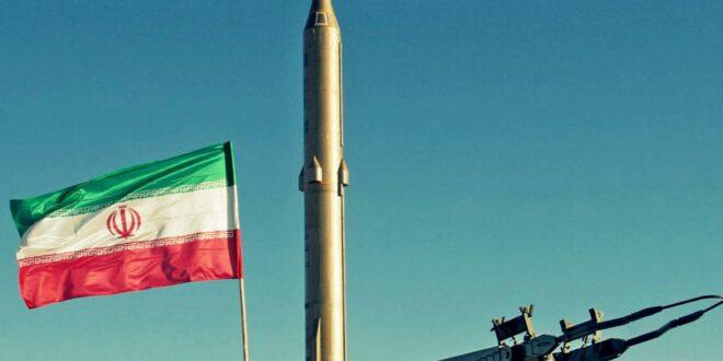 صاروخ إيراني طويل المدى