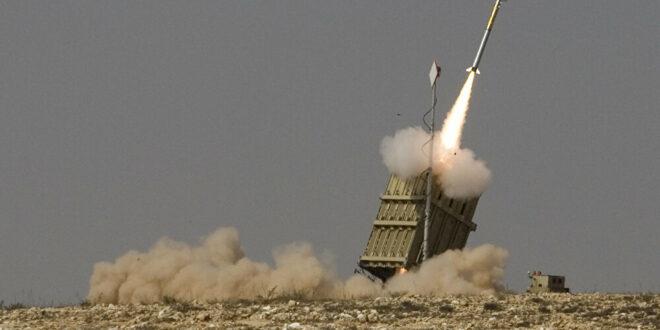 القبة الصاروخية الإسرائيلية