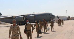 """وصول القوة الأردنية المشاركة في تمرين """"الحارس المنيع 2021"""" إلى الأردن"""