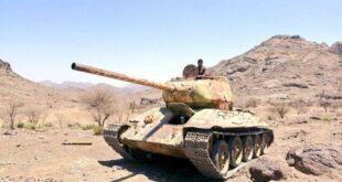 """خاص: دبابات """"T-34"""" السوفياتية تشارك في حرب اليمن"""