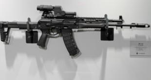 """بندقية """"كلاشينكوف"""" الآلية الجديدة من طراز """"آكا – 12"""""""
