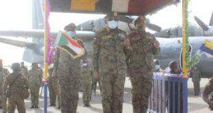 موسكو تتحدث عن إمكانية تزويد السودان بأسلحة حديثة