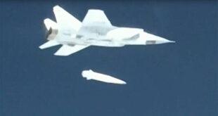"""صاروخ """"الخنجر"""" الروسي"""