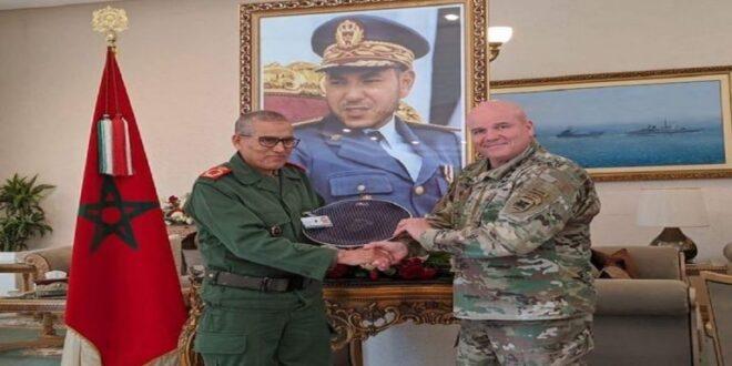 عسكريون أمريكيون ومغاربة يطلقون تمرين الأسد الإفريقي 21