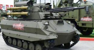 مركبة قتالية من طراز أوران - 9