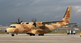 """طائرات """"C295"""" تابعة للقوات الجوية المصرية"""