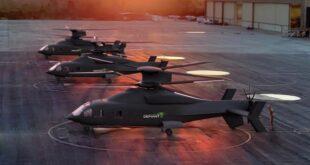 طائرة الهليكوبتر Dediant X