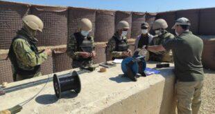 """الجيش التركي يدرب عناصر البحرية الليبية على """"الدفاع تحت الماء"""""""