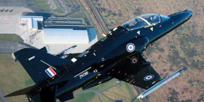 طائرة تدريبة من طراز Hawk