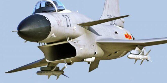 """مقاتلة """"J-10"""" الصينية"""