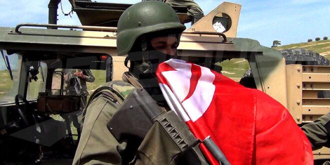 الجيش لتونسي