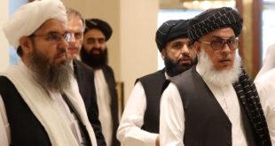 وفد من حركة طالبان