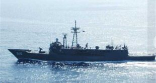 البحرية المصرية والأمريكية تنفذان تدريبًا بحريًا عابرًا بنطاق البحر الأحمر