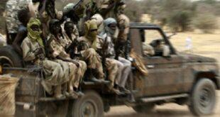 مليشيات إثيوبية تتوغل داخل أراضي السودان
