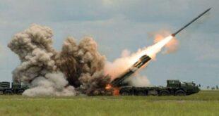 """راجمة الصواريخ """"تورنادو-إس"""""""