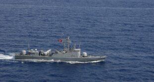 بمشاركة 12 دولة.. تدريبات بحرية في المتوسط على الساحل التونسي