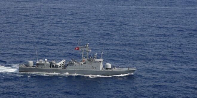 القوات البحرية التونسية