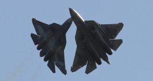 """طائرة """"سو-57"""" الروسية"""