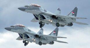 """مقاتلة """"ميغ-29"""" مصرية"""
