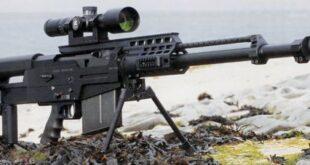"""بندقية القنص """"AS50"""""""