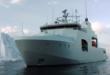 كندا تختبر كاسحة جليد جديدة طوّرتها لسلاح البحرية