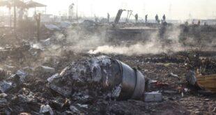 تحطم مقاتلة إيرانية ومقتل قائدها ومساعده