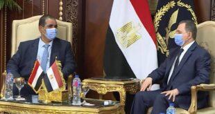 وزير الداخلية اليمني: نرغب في الاستفادة من الخبرات المصرية الرائدة في مجالات التدريب