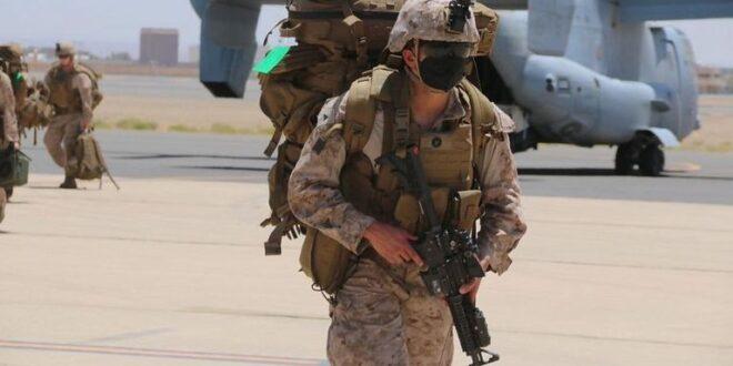 القوات الأمريكية تستعد لمناورات التمرين المشترك (مخالب الصقر 4)
